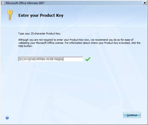 Enter your productkey - Office license key finder ...