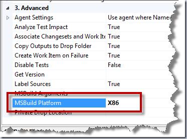 "TFS2010 Build failed — ""Microsoft Silverlight Common targets"