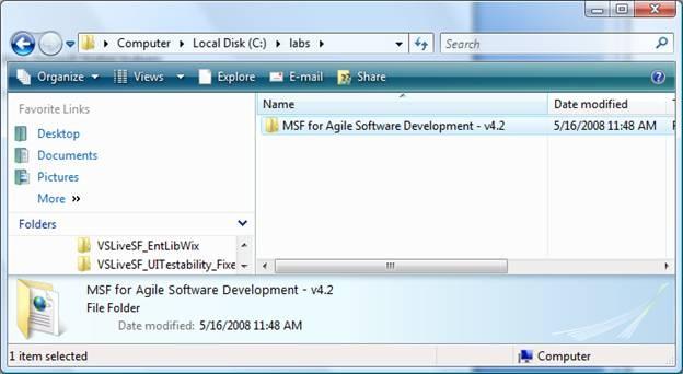 Team Foundation Server 2008: Edit the Remaining Work Report