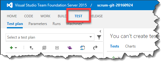 TFS Test Hub: What Does It All Mean? – Benjamin Day Consulting, Inc