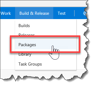 Walkthrough: Publish to Private NuGet Server from TFS2017