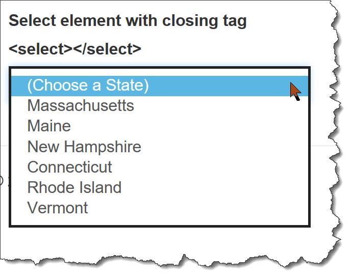 Fix: ASP NET Core <select> control is empty – Benjamin Day